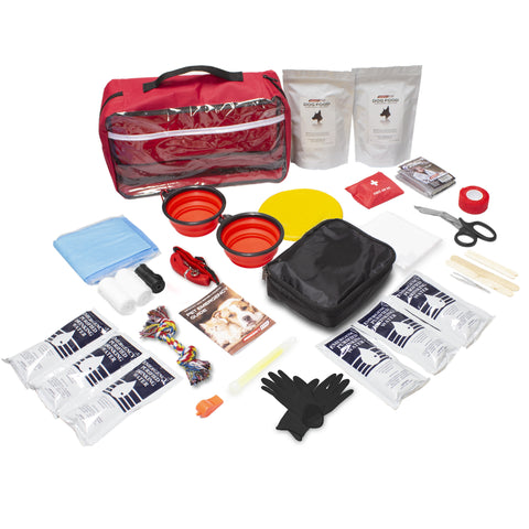 Emergency Pet Survival Kits - Dog or Cat Options