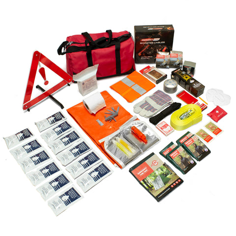 Ultimate Auto Emergency and Safety Kit