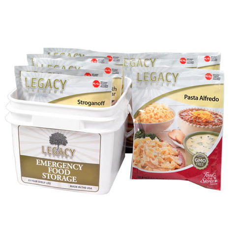 32 Serving Family 72 Hour Emergency Food Kit