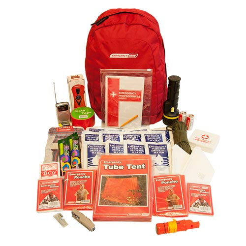 Essential 2-Person Survival Kit  sc 1 st  Legacy Food Storage & 2 Person Emergency Kits | 72 Hour Quick Necessities Kit u2013 Legacy ...