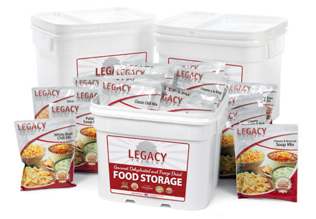 Premium 360 Serving Package - 92 lbs