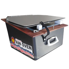 All-American Sun Oven® - The Ultimate Solar Cooker