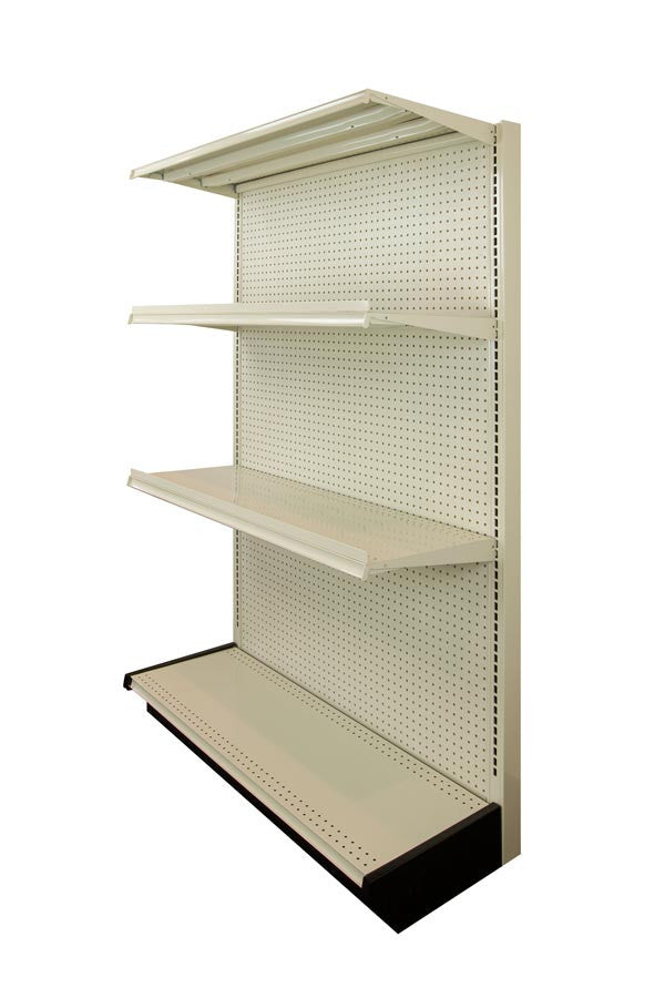 emergency prepper heavy duty shelving