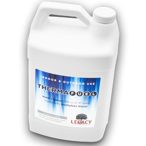 ThermaFuel – 1 Gallon Jug - Diethylene Glycol Long Shelf Life Fuel