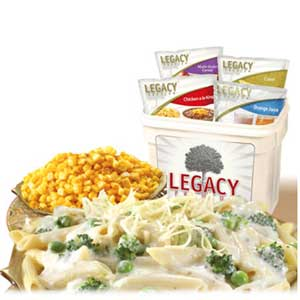 Legacy Food Storage is your Best Value