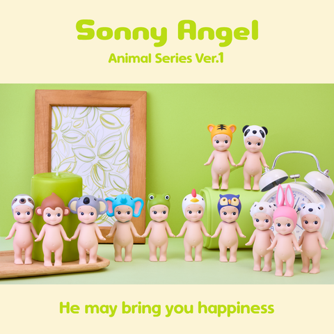 Animal Series 1 - Complete (12 units)