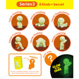 Smiski Full Pack - (7 Minifigures)