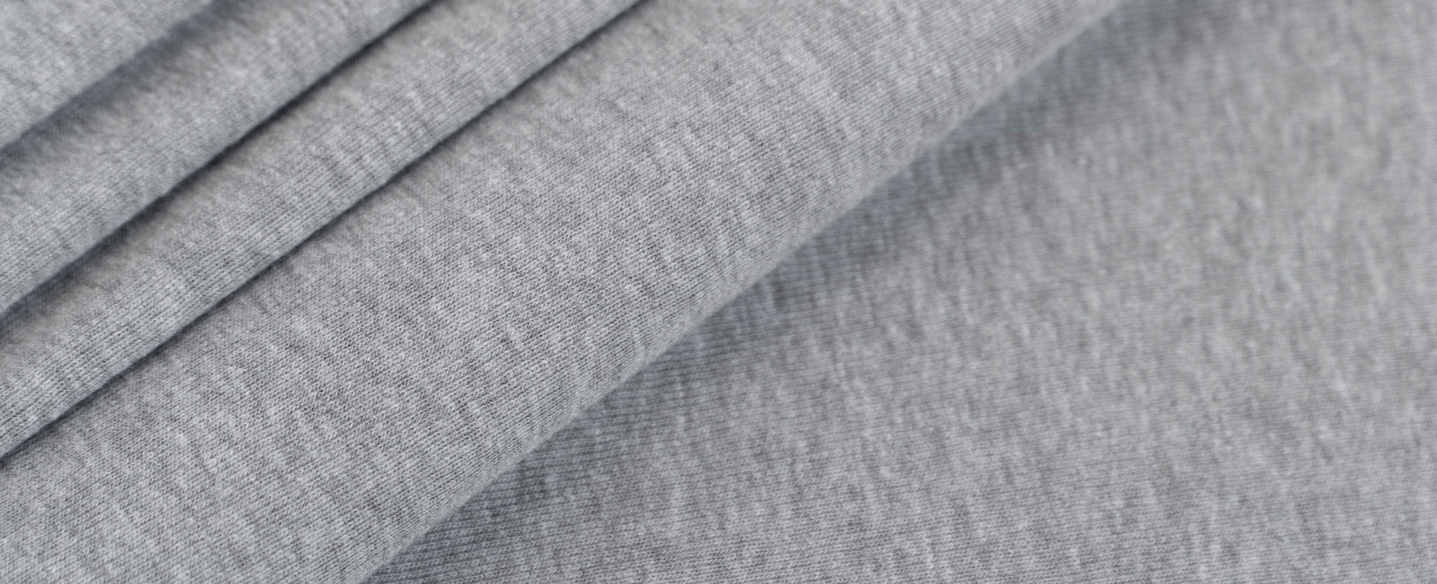 50 Ribbed Jersey - Steeple Grey Heather