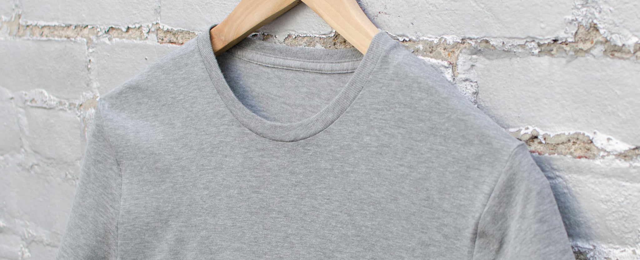 First Mile Tee - Steeple Grey