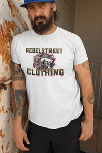 RebelStreet Clothing Unique and Popular Gothic and Skull Clothing and Merchandise