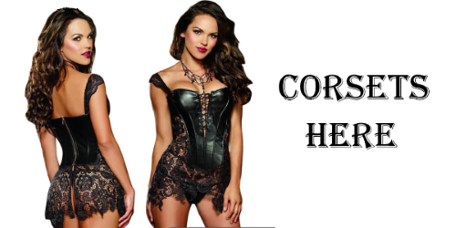 goth corsets