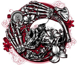 Gothic and Skulls Clothing and Merchandise Goth fashion jewelry accessories