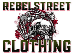 Rebel Street Clothing Gothic and Skulls clothing merchandise since 2015