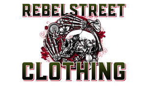 Rebel Street Clothing Gothic Skulls Edgy Clothing with Unique Merchandise
