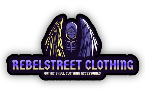 RebelStreet Clothing Gothic and Skull Clothing and Accessories