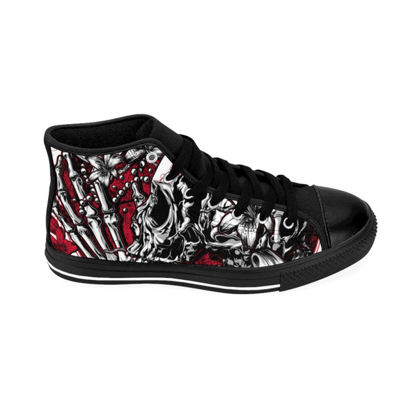 Gallows Hill Men's High-top Sneakers