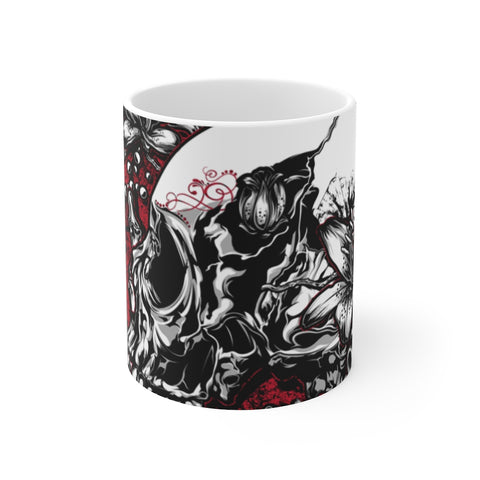 Gallows Hill 11oz White Mug