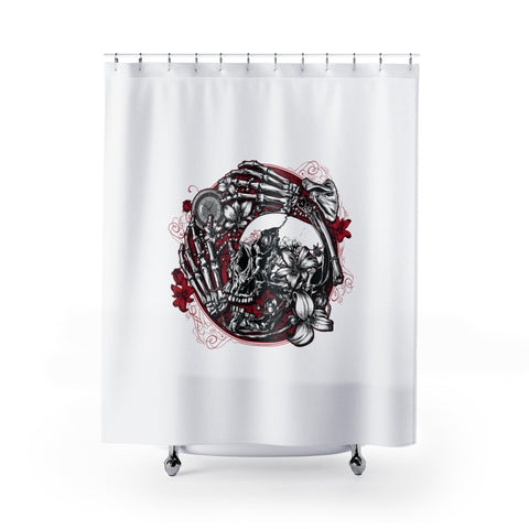 Gallows Hill Shower Curtains