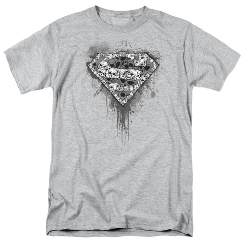Many Super Skulls Short Sleeve T-Shirt