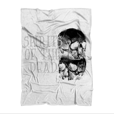 Spirits Of The Dead Premium Adult Blanket