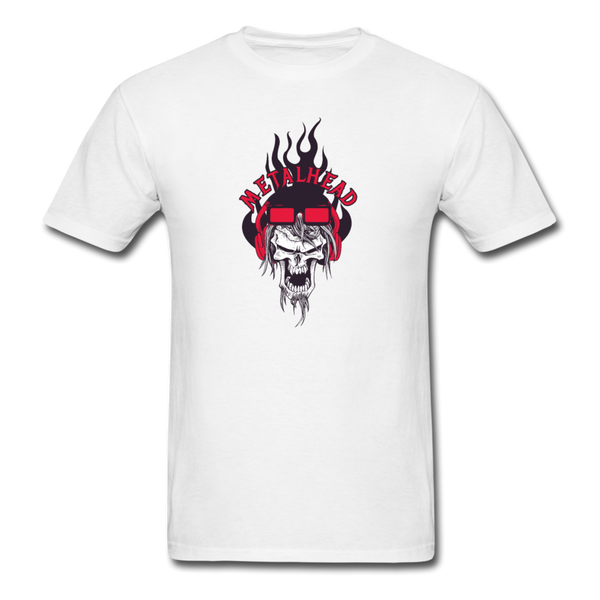 Metalhead T-Shirt - white