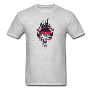Metalhead T-Shirt - heather gray