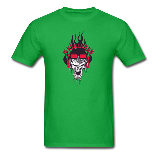 Metalhead T-Shirt - bright green