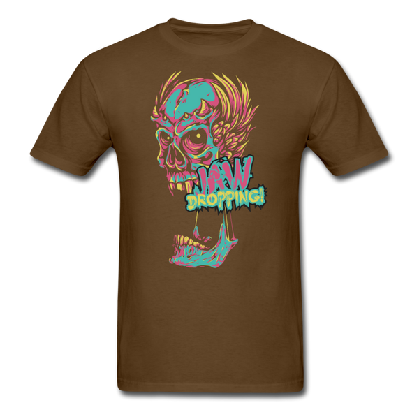 Jaw-dropping T-Shirt - brown