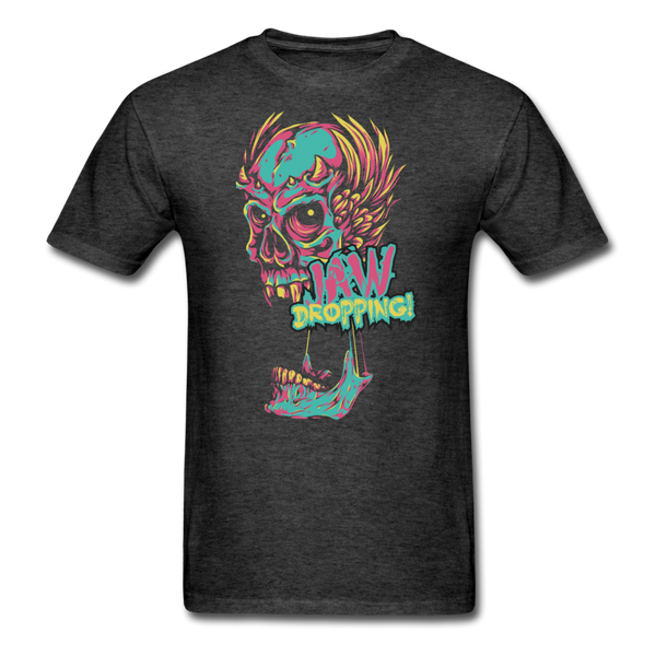 Jaw-dropping T-Shirt - heather black