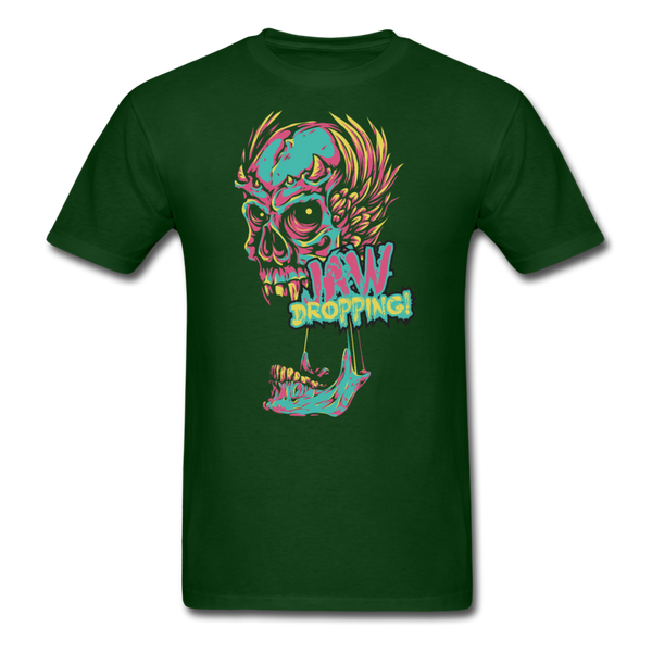 Jaw-dropping T-Shirt - forest green
