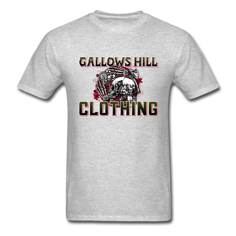 Gallows Hill T-Shirt - heather gray