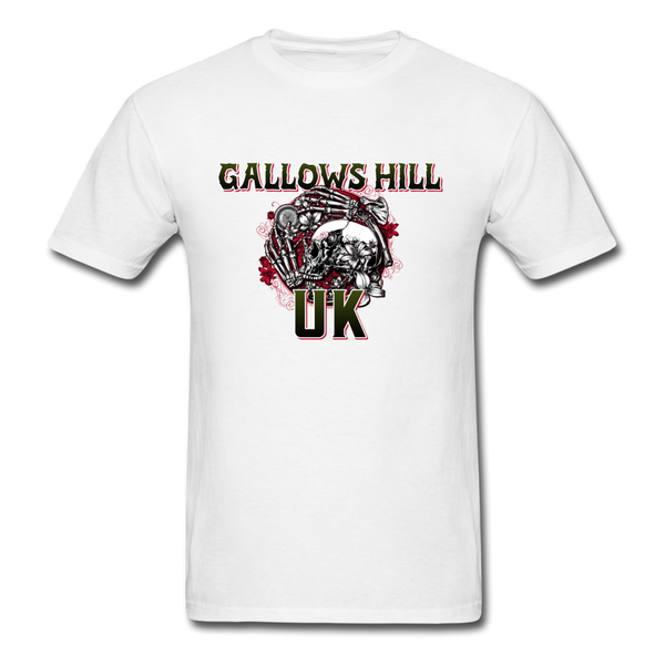 Gallows Hill UK T-Shirt - white