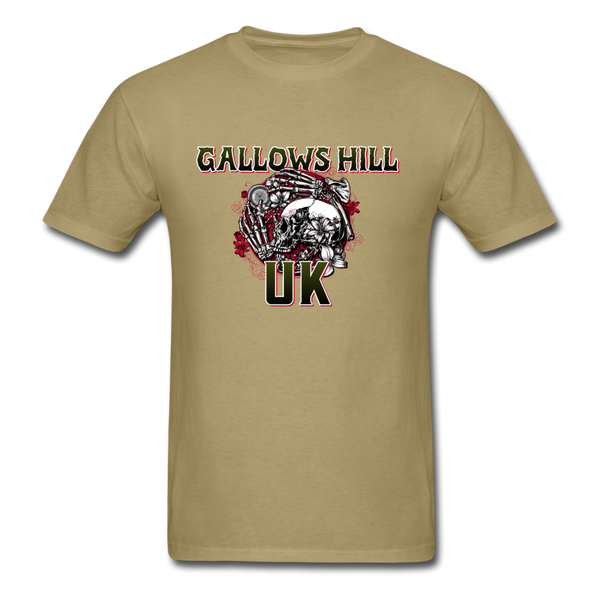 Gallows Hill UK T-Shirt - khaki