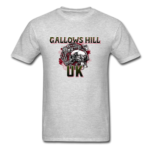 Gallows Hill UK T-Shirt - heather gray