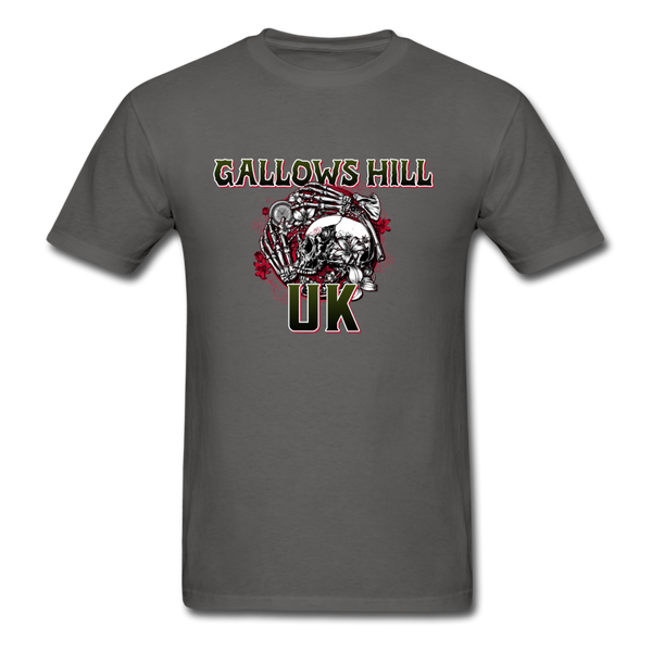 Gallows Hill UK T-Shirt - charcoal