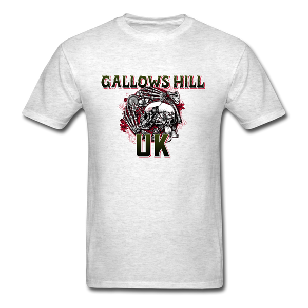 Gallows Hill UK T-Shirt - light heather gray