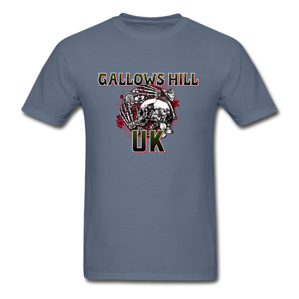 Gallows Hill UK T-Shirt - denim