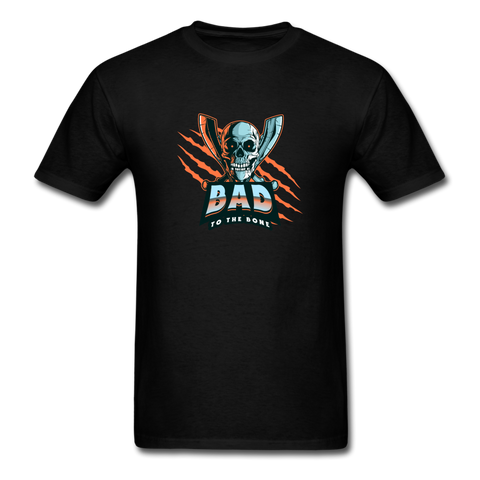 Bad to the Bone T-Shirt - black