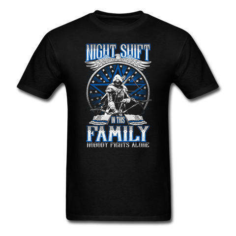 Night Shift T-Shirt - black