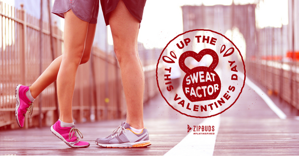 Up the Sweat Factor this Valentine's Day