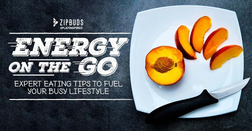 Energy on the Go: Expert Eating Tips to Fuel Your Busy Lifestyle