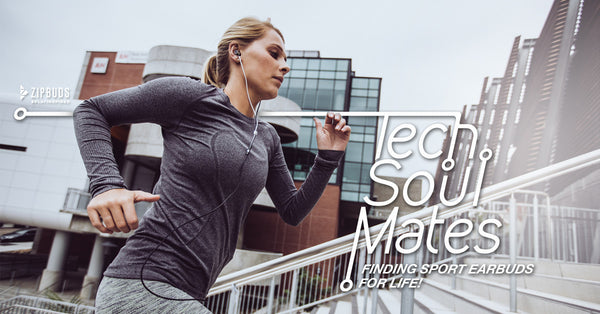 Tech Soul Mates: Finding Sport Earbuds for Life