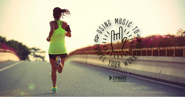 Does Music Propel Your Workouts?