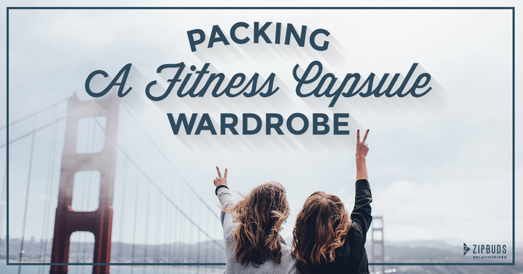 Packing a Fitness Capsule Wardrobe