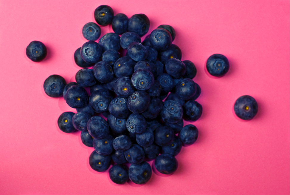 fat burning foods better than blueberries