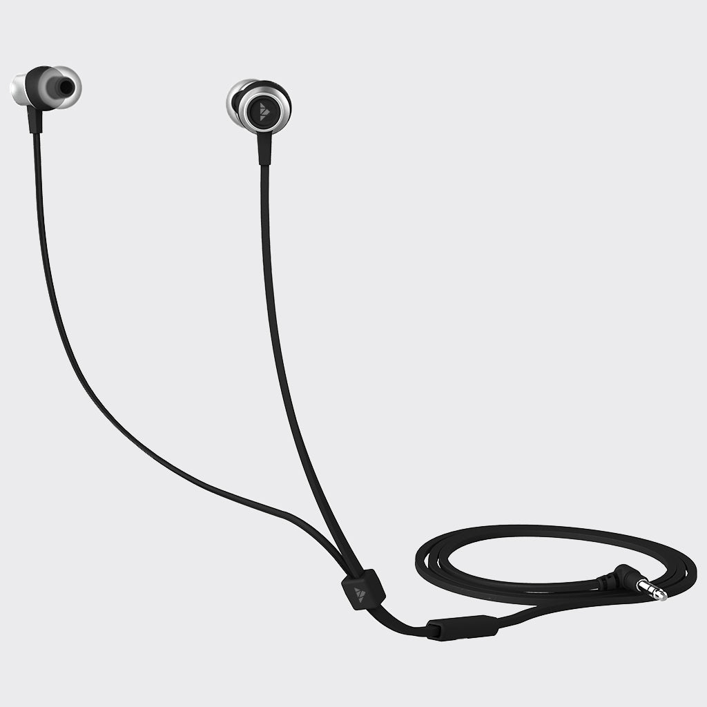SLIDE Sport v2: Patented Ziplock Earbuds