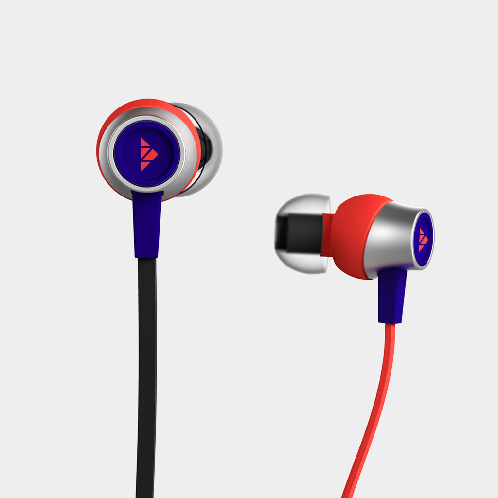 SLIDE Sport P.O.P: Patented Ziplock Earbuds