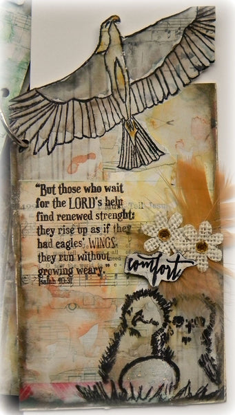 Tag Book Art by Shonna Bucaroff