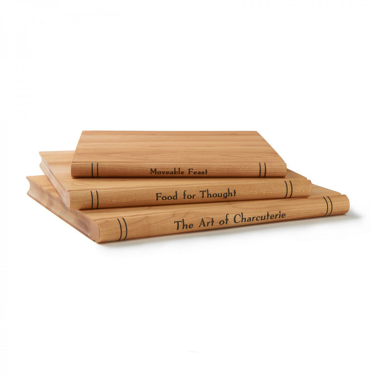 Book Serving Boards