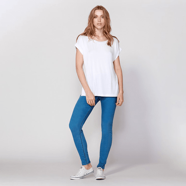 Betty Basics Mason Women's Jeans - Azure Jeans Betty Basics